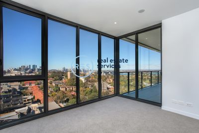 3-Bedroom Apartment with exceptional views in St Leonards Square by Mirvac