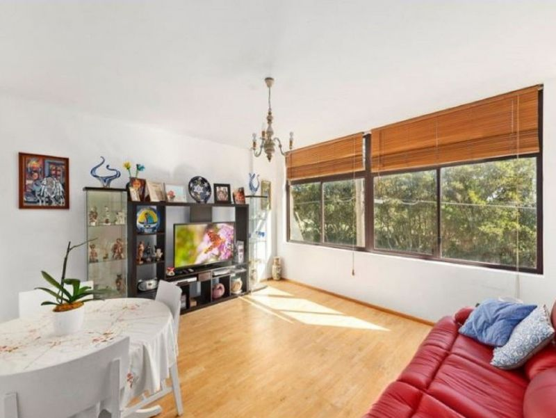 Sunny Apartment With leafy outlook - Entrance & Parking via Gilgandra Road