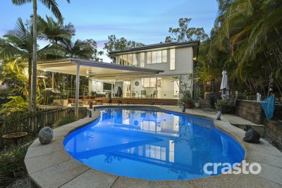 Immaculately Presented Home with Privacy, Pool and Tropical Gardens