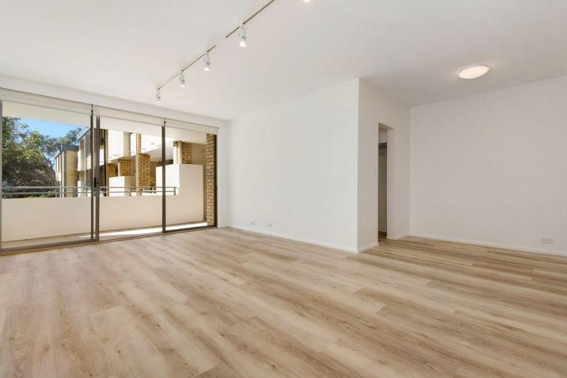Newly Renovated Two Bedroom in Prized Position