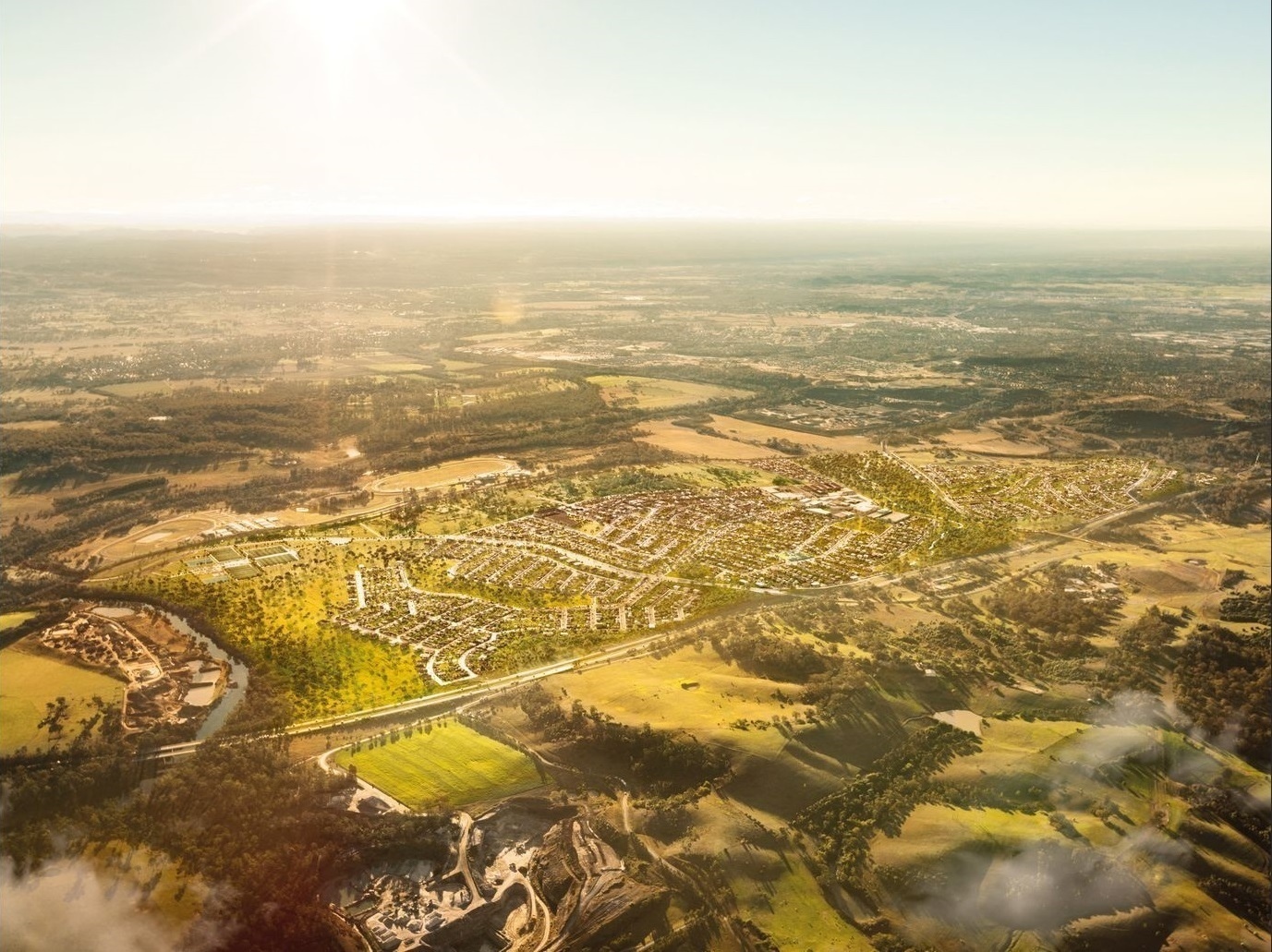 New Master Planned Community in Sydney's South-West Growth Corridor