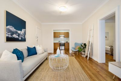 Perfectly Located Two Bedroom Apartment