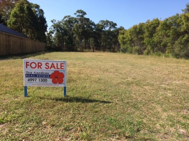 Vacant Land Ready to Build on - Lot 113 Leeward Circuit, Tea Gardens