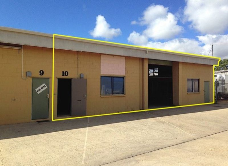 WELL PRICED WAREHOUSE UNIT IN CENTRAL CURRAJONG