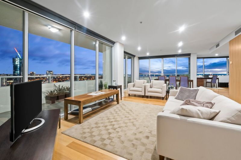 Amazing views, incredible light, and expansive space!