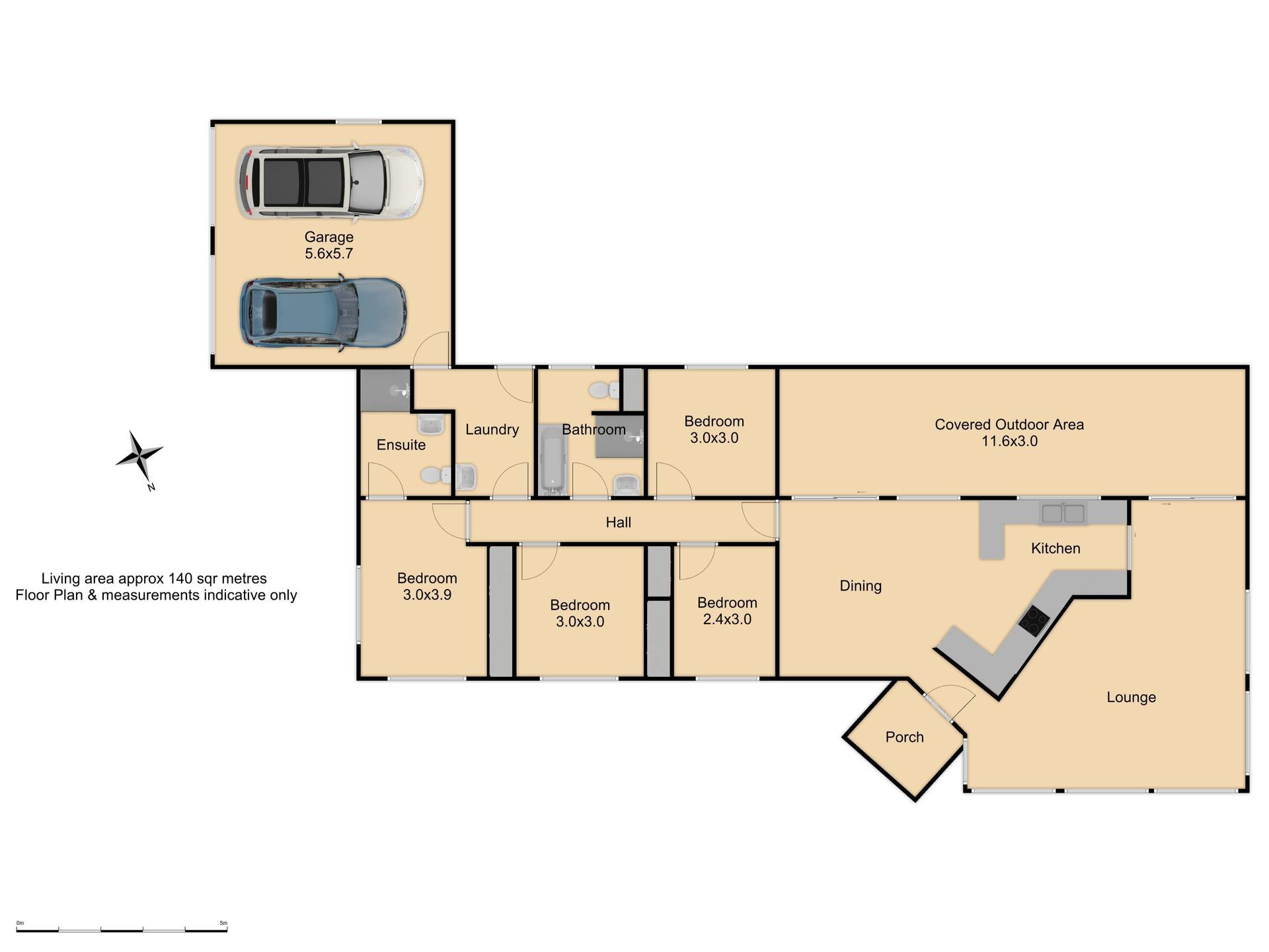 19 Agland Cresent - Floor Plan