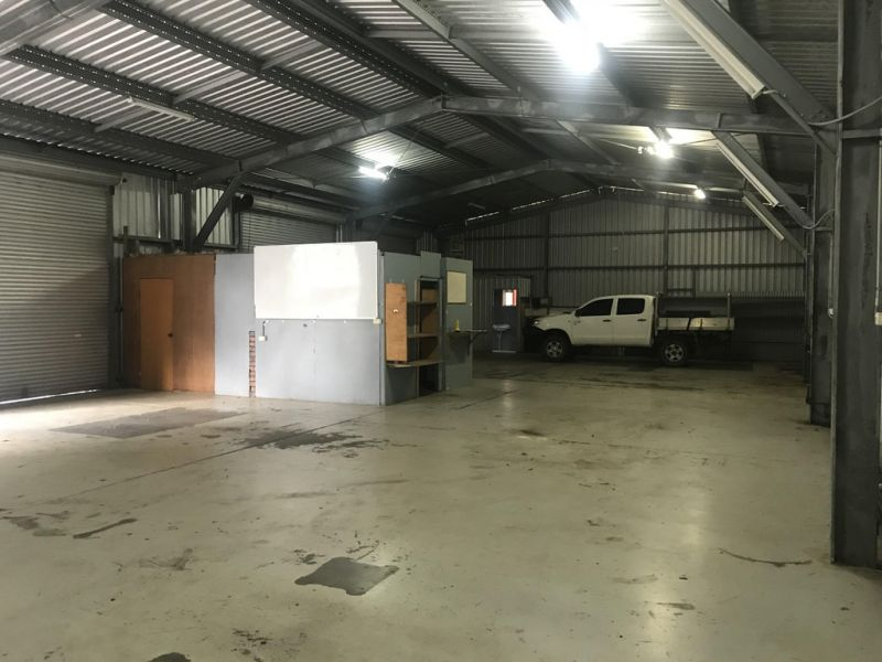 Affordable Industrial Warehouse + Office in Central Location