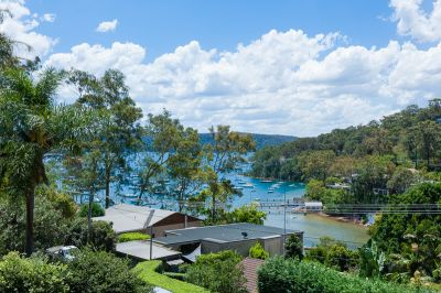 Suntrap Haven with Dreamy Pittwater Views