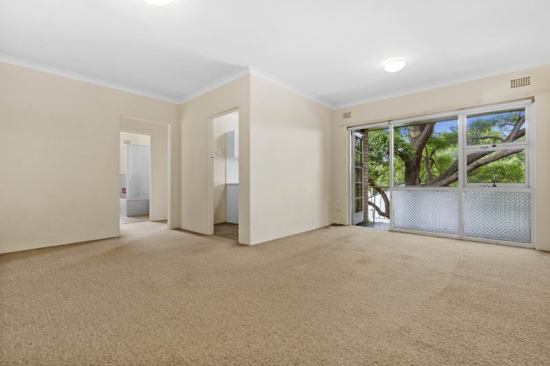 Conveniently Located Two Bedroom Apartment with Balcony