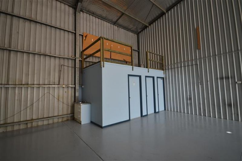 Small Warehouse - 3 Phase Power