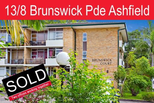 L Fraser | Brunswick Pde Ashfield