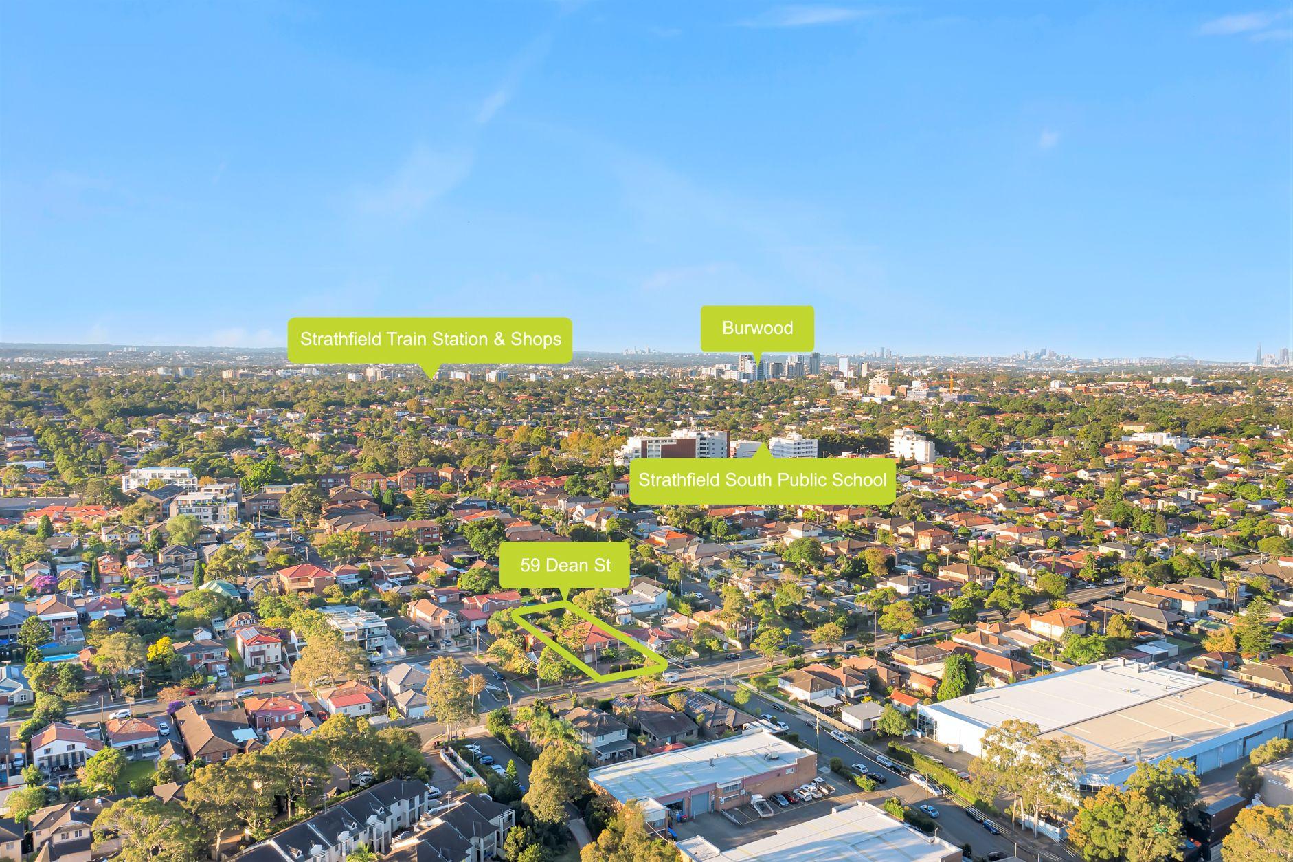 59 Dean Street, Strathfield South NSW 2136