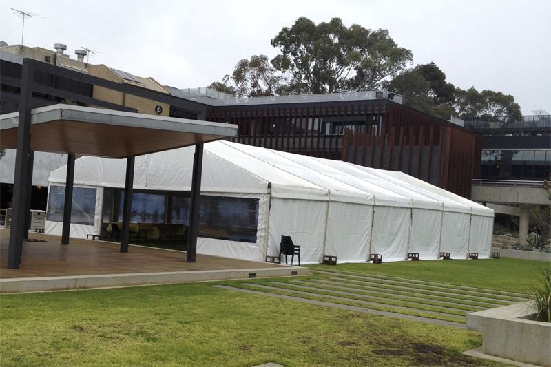 Geelong's Specialists Marquee Hire