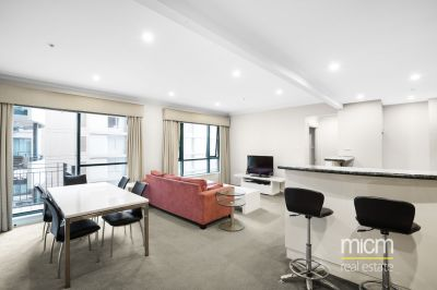 A Regal Feel in the Coveted Regency Towers