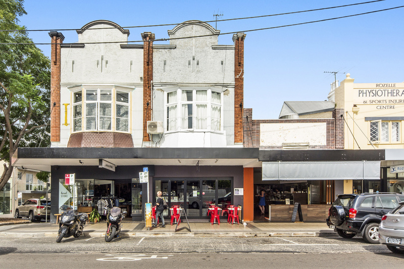 Attractive Corner Block in the heart of Rozelle