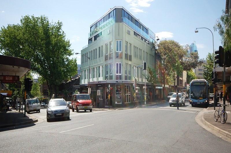 Surry Hills best boutique building