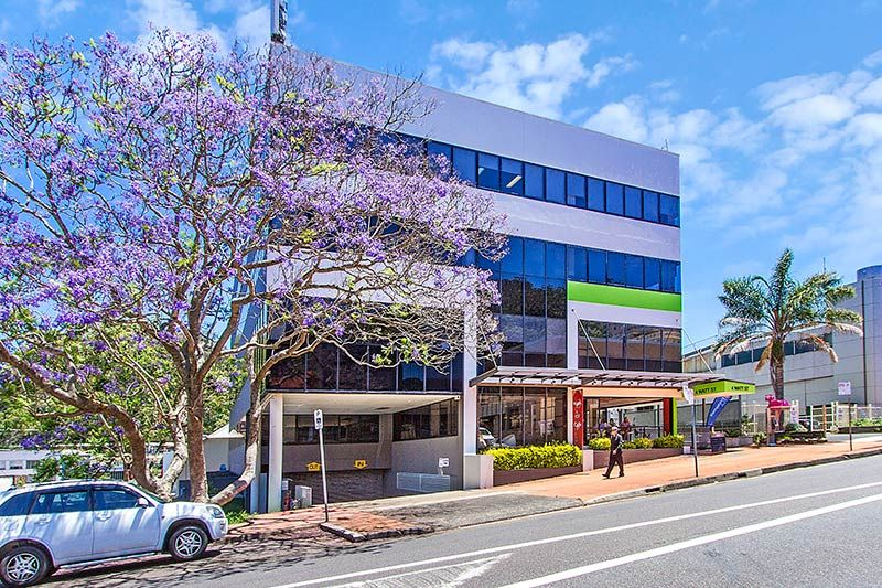 One of the best buildings in Gosford - parking available