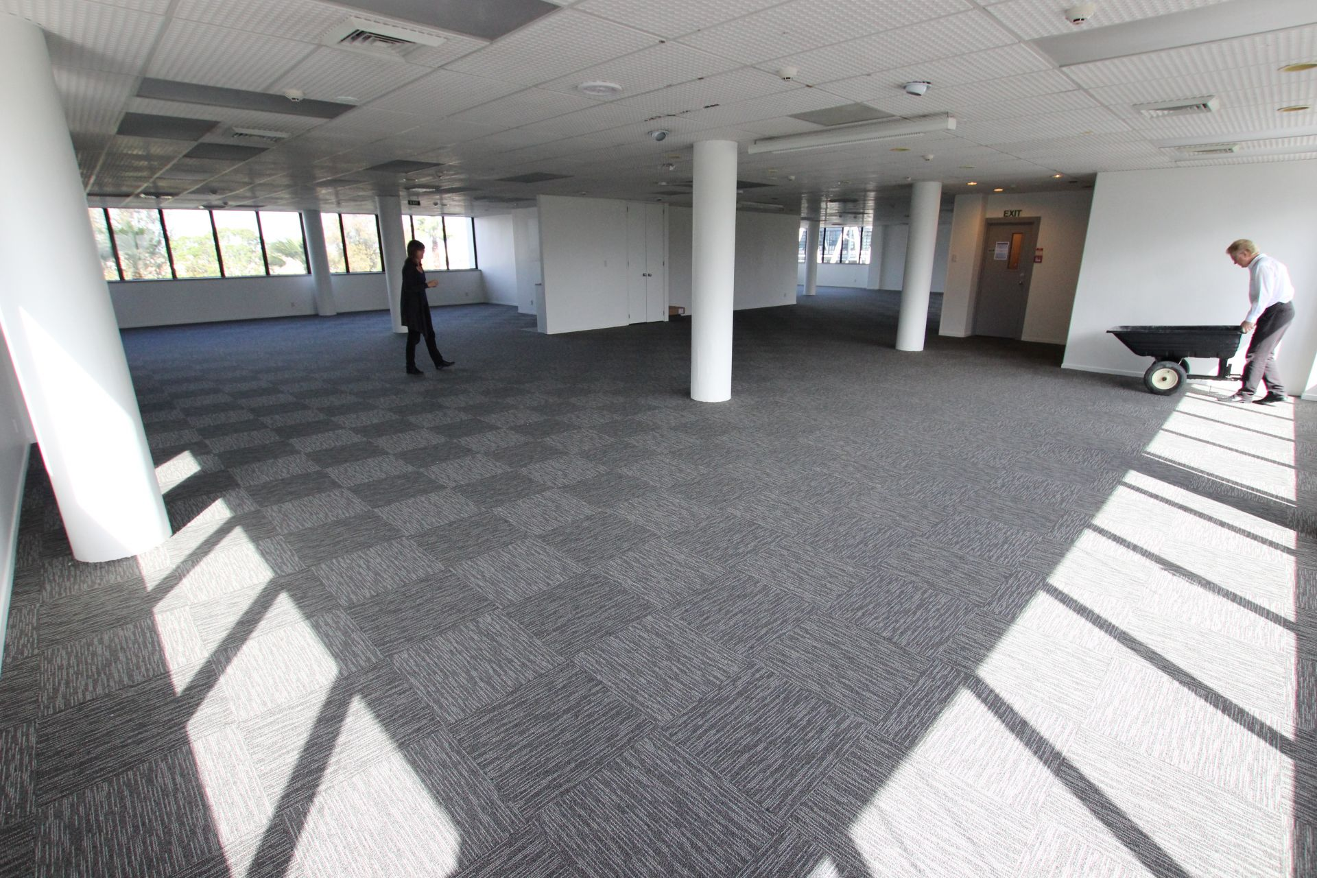 Central Manukau Location with Park Views