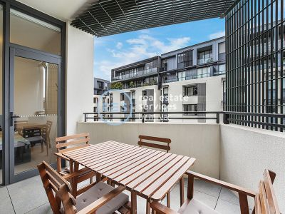 Furnished & Tranquil 1-Bedroom Apartment in Glebe