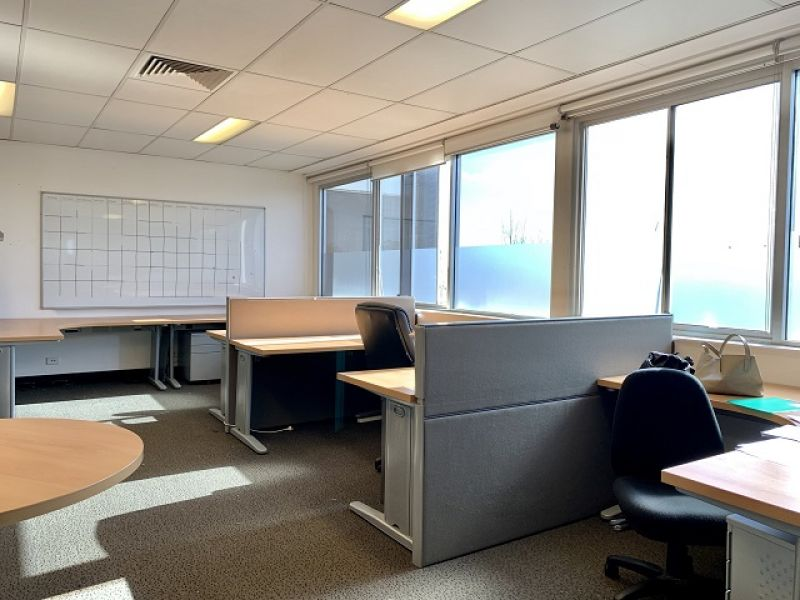 Furnished Office Ready Now