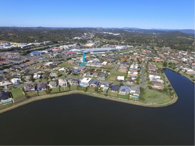 BUILD YOUR DREAM HOME IN REGATTA WATERS
