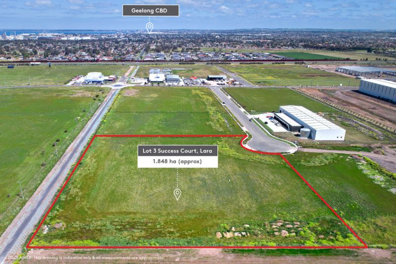Lot 3 Success Court Corio