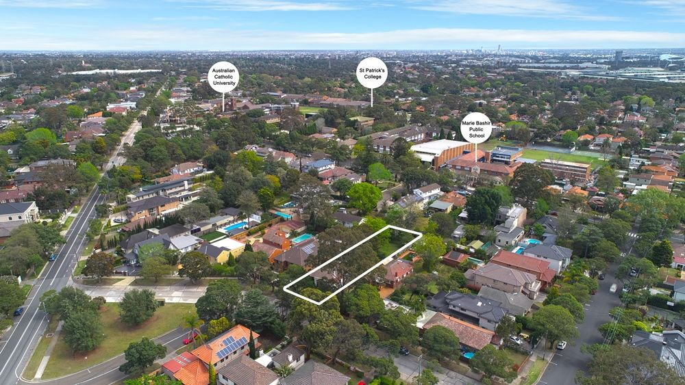 61 Oxford Road, Strathfield NSW 2135