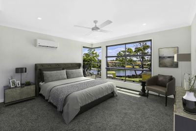 Brand New Duplex  Water Views - North Facing