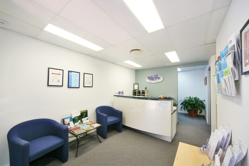 Professional Office / Medical Suites  With Flexible Layouts