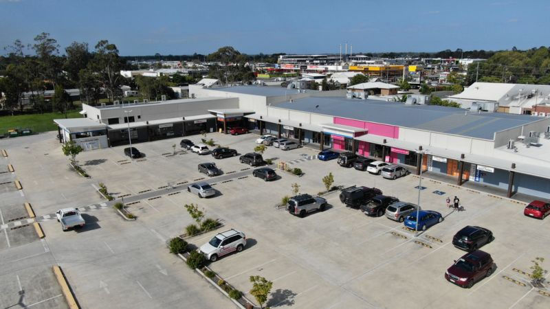 Retail/ Food / Office tenancies available now in busy shopping complex