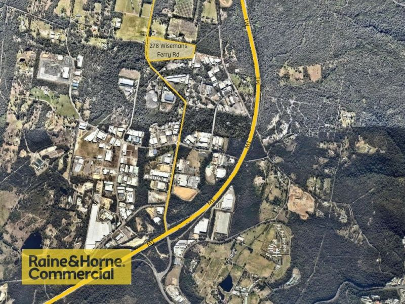 8.62 Hectares of Industrial land - $75/m2 + GST (if applicable)