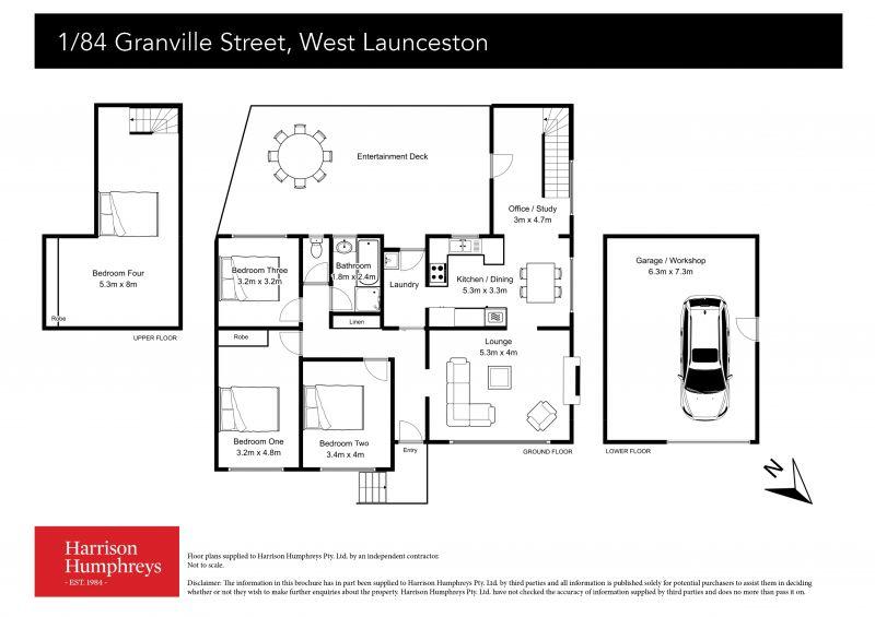 84 Granville Street Floorplan