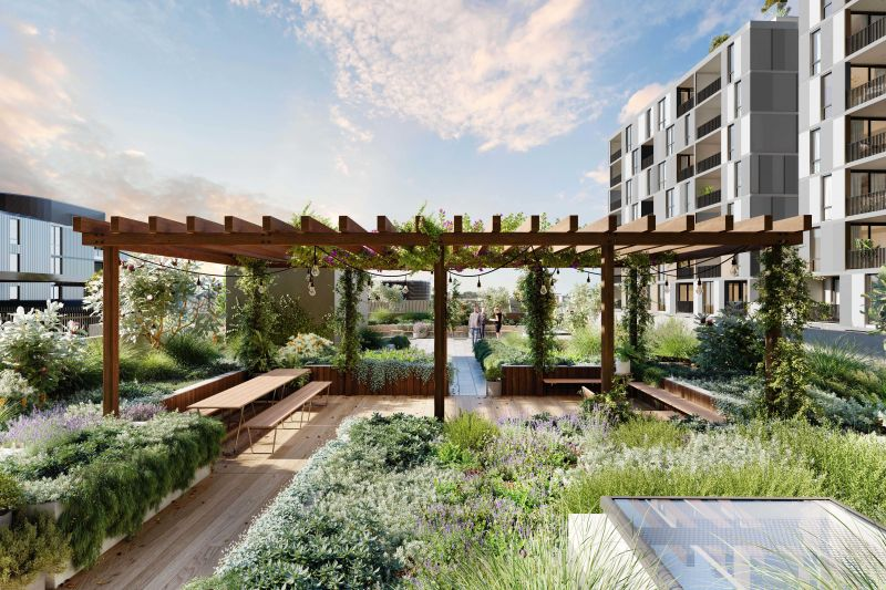 A stunning studio residences in the heart of Zetland.-035