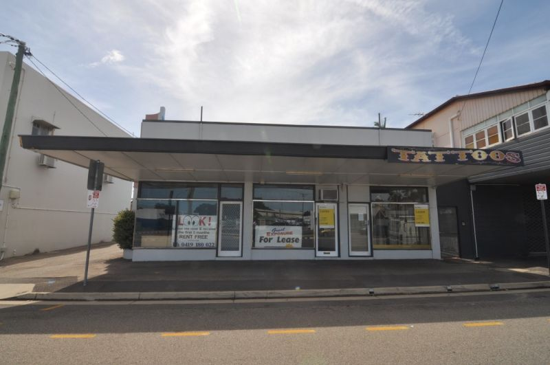 Small Fringe CBD office or retail space