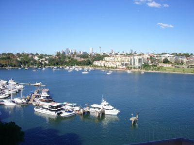 TWO BEDROOM UNIT WITH WATERVIEWS
