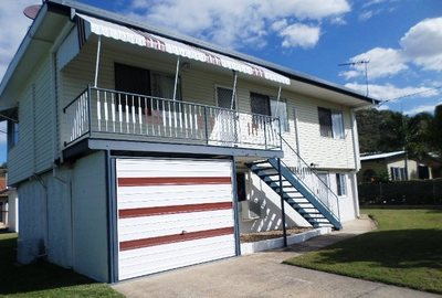 Two storey family home - Built in Room & Ensuite Under & Powered shed.