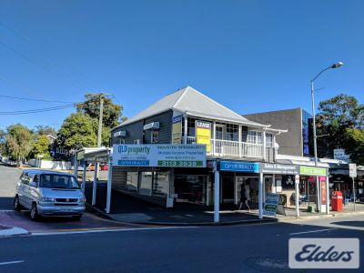CHARACTER OFFICE IN THE HEART OF WOOLLOONGABBA!