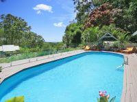 Ocean views and bush surrounds – Private Noosa Hinterland sanctuary (WIWO)