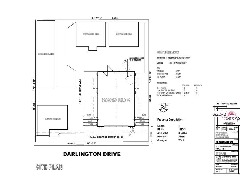 Flexible Warehouse Solutions 1,000sqm - 6,000sqm Priced From $90/sqm