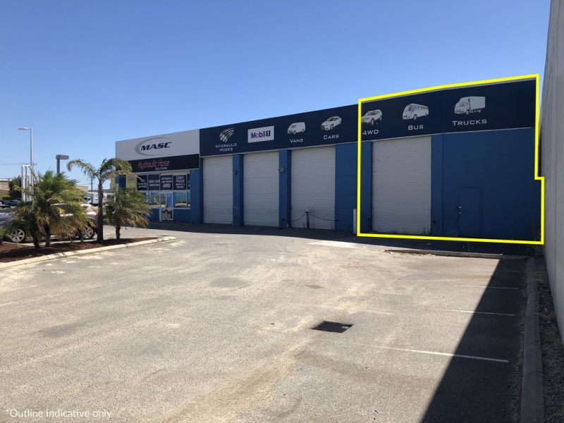 120sqm Warehouse/Workshop