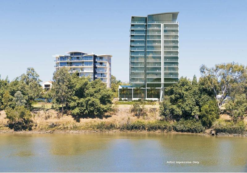 Rockhampton City DA approved. River Frontage ( IM Available )