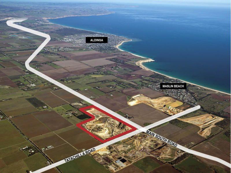 Former Tatachilla Sand Pit - 43ha