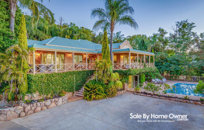 New Price - Stunning private resort style residence with Perth city views