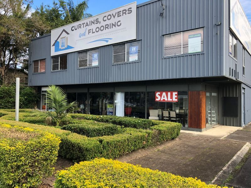FIRST FLOOR OFFICES FOR LEASE OPPOSITE TRAIN STATION | NAMBOUR