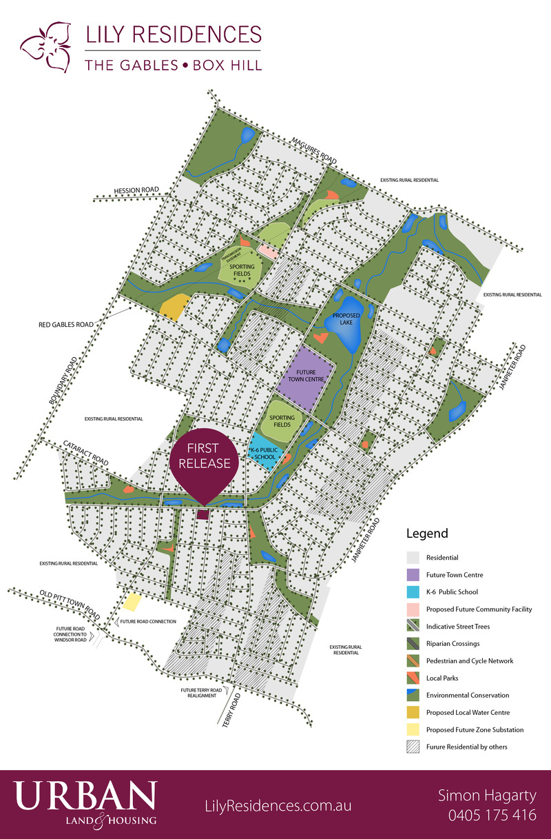 Box Hill Lot 2 | Release 2 Lily Residences @ The Gables