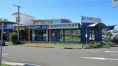 EXPOSURE TO AERODROME ROAD   MAROOCHYDORE