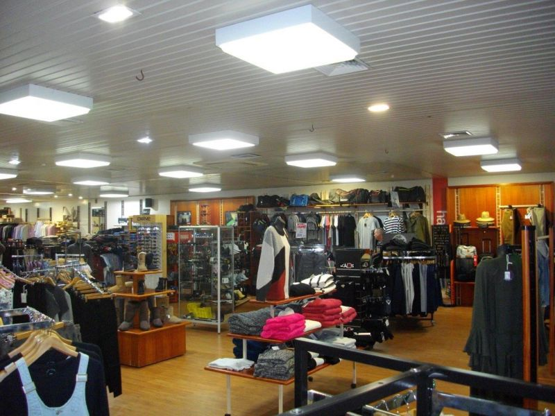 Very profitable clothing retail store for sale.