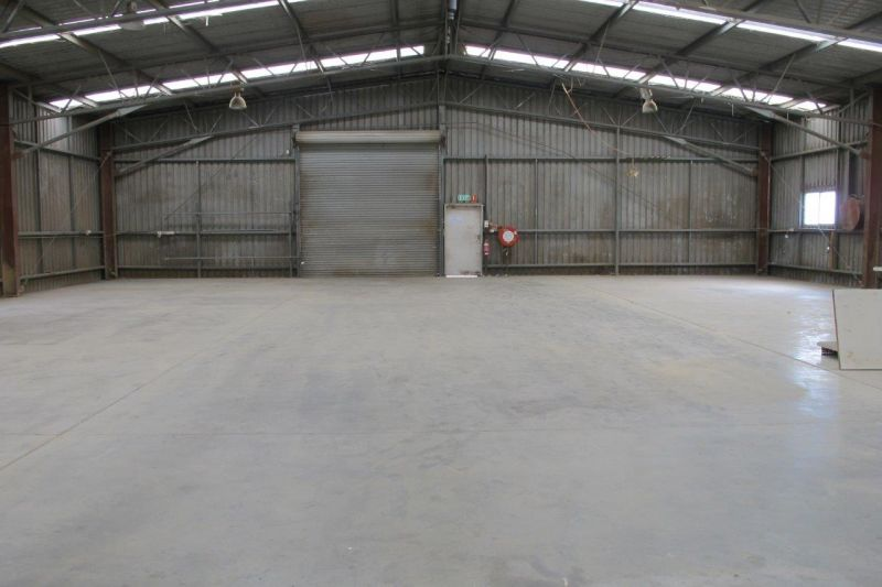 Available Warehouse Areas