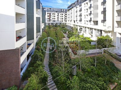 North Facing 2-Bedroom Apartment with Wrap Around Balcony in Harold Park