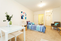 Spacious and stylish care apartment at Bartonvale Lodge